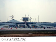 Купить «Строительство аэропорта Шереметьево-3. Москва», эксклюзивное фото № 292702, снято 19 августа 2019 г. (c) Николай Винокуров / Фотобанк Лори