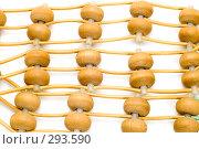 Купить «Деревянный массажер», фото № 293590, снято 17 мая 2008 г. (c) Угоренков Александр / Фотобанк Лори