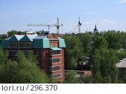 Купить «Томск. Вид с  Обруба.», фото № 296370, снято 22 мая 2008 г. (c) Андрей Николаев / Фотобанк Лори