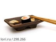 Купить «Японская еда», фото № 298266, снято 21 апреля 2008 г. (c) Лилия Барладян / Фотобанк Лори
