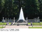 """Купить «Петергоф, фонтан """"Пирамида""""», эксклюзивное фото № 299206, снято 23 июля 2007 г. (c) Журавлев Андрей / Фотобанк Лори"""