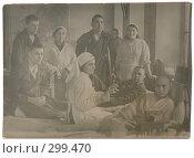 Купить «Великая отечественная война. Военный госпиталь.», фото № 299470, снято 20 апреля 2019 г. (c) Бутинова Елена / Фотобанк Лори