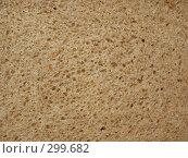 Купить «Поверхность ржаного хлеба. Макро», фото № 299682, снято 24 мая 2008 г. (c) Заноза-Ру / Фотобанк Лори