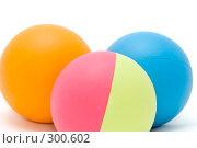 Купить «Разноцветные шары», фото № 300602, снято 24 мая 2008 г. (c) Угоренков Александр / Фотобанк Лори
