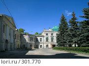 Купить «Путевой дворец и павильон, Тверь», фото № 301770, снято 9 мая 2008 г. (c) Fro / Фотобанк Лори