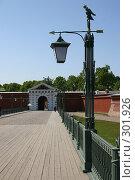 Купить «Санкт-Петербург.Фонарь моста в Петропавловскую крепость.», фото № 301926, снято 28 мая 2008 г. (c) Александр Секретарев / Фотобанк Лори