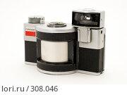 Старая камера (2008 год). Редакционное фото, фотограф Юрий Пономарёв / Фотобанк Лори