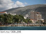 Купить «Побережье Греции», фото № 308298, снято 10 марта 2008 г. (c) Gagara / Фотобанк Лори
