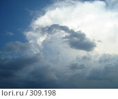 Купить «Небо», фото № 309198, снято 28 июля 2007 г. (c) Георгий Кайзер / Фотобанк Лори
