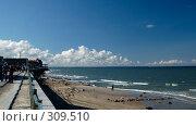 Купить «Морское побережье. Зеленоградск», фото № 309510, снято 23 сентября 2007 г. (c) Алексей Зарубин / Фотобанк Лори