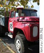 Купить «Раллийный грузовик», фото № 309762, снято 4 сентября 2005 г. (c) sav / Фотобанк Лори