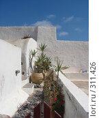 Купить «Греция. Остров Санторини, Иа», фото № 311426, снято 29 июня 2006 г. (c) Елена Воронкова / Фотобанк Лори
