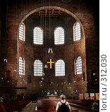 Наедине с Богом. Редакционное фото, фотограф Николай Винокуров / Фотобанк Лори