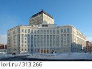 Купить «Администрация Норильского комбината», фото № 313266, снято 22 ноября 2018 г. (c) Егорова Елена / Фотобанк Лори