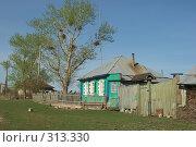 Купить «Домик в деревне», фото № 313330, снято 19 мая 2008 г. (c) Талдыкин Юрий / Фотобанк Лори