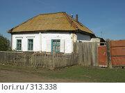 Купить «Домик в деревне», фото № 313338, снято 19 мая 2008 г. (c) Талдыкин Юрий / Фотобанк Лори