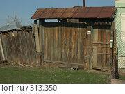 Купить «Ворота», фото № 313350, снято 19 мая 2008 г. (c) Талдыкин Юрий / Фотобанк Лори