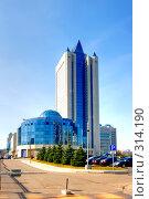 Купить «Здание российского газового концерна Газпром», фото № 314190, снято 2 апреля 2007 г. (c) Михаил Лукьянов / Фотобанк Лори