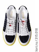 Купить «Туфли на белом фоне», фото № 315018, снято 29 мая 2007 г. (c) Илья Лиманов / Фотобанк Лори