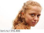 Купить «Дочь Солнца», фото № 316406, снято 3 июня 2008 г. (c) Андрей Аркуша / Фотобанк Лори