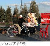 Купить «Уличная торговля  игрушками», эксклюзивное фото № 318470, снято 27 апреля 2008 г. (c) lana1501 / Фотобанк Лори