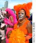На карнавале (2004 год). Редакционное фото, фотограф Вячеслав Смоленский / Фотобанк Лори