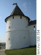Купить «Башня Казанского кремля», фото № 320154, снято 2 мая 2008 г. (c) Василий Козлов / Фотобанк Лори