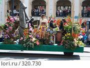 Купить «Фестиваль цветов и парад оркестров на Невском в честь Дня Независимости России», фото № 320730, снято 12 июня 2008 г. (c) Наталья Белотелова / Фотобанк Лори