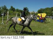 Купить «Конкур», фото № 322198, снято 12 июня 2008 г. (c) Талдыкин Юрий / Фотобанк Лори