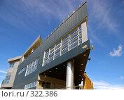 Купить «Архитектурные углы», фото № 322386, снято 13 июня 2008 г. (c) RedTC / Фотобанк Лори
