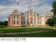 Купить «Санкт-Петербург. Кикины палаты», фото № 323118, снято 6 августа 2005 г. (c) Александр Секретарев / Фотобанк Лори