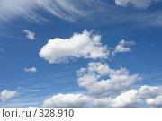 Купить «Небесные пейзажи», фото № 328910, снято 15 июня 2008 г. (c) Владимир Тимошенко / Фотобанк Лори