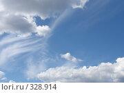 Купить «Небесные пейзажи», фото № 328914, снято 15 июня 2008 г. (c) Владимир Тимошенко / Фотобанк Лори