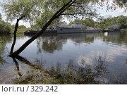 Купить «Заводь на реке Сож в Гомеле», фото № 329242, снято 14 июня 2008 г. (c) Татьяна Колесникова / Фотобанк Лори