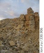 Купить «Скала», фото № 330906, снято 14 июня 2008 г. (c) Лена Кичигина / Фотобанк Лори