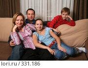 Купить «Семья», фото № 331186, снято 26 января 2008 г. (c) Морозова Татьяна / Фотобанк Лори