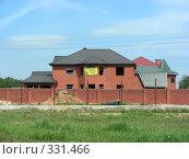 Купить «Квартал Абрамцево, Балашиха, Московская область», эксклюзивное фото № 331466, снято 9 июня 2008 г. (c) lana1501 / Фотобанк Лори