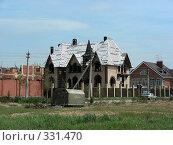Купить «Квартал Абрамцево, Балашиха, Московская область», эксклюзивное фото № 331470, снято 9 июня 2008 г. (c) lana1501 / Фотобанк Лори