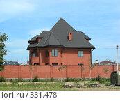 Купить «Квартал Абрамцево, Балашиха, Московская область», эксклюзивное фото № 331478, снято 9 июня 2008 г. (c) lana1501 / Фотобанк Лори