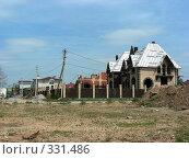 Купить «Квартал Абрамцево, Балашиха, Московская область», эксклюзивное фото № 331486, снято 9 июня 2008 г. (c) lana1501 / Фотобанк Лори
