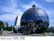 Купить «Городская геометрия», фото № 335198, снято 25 июня 2008 г. (c) Виктор Ковалев / Фотобанк Лори