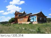 Купить «Музей природы. Каркаралинск. Казахстан», фото № 335314, снято 20 июня 2008 г. (c) Михаил Николаев / Фотобанк Лори