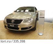 Купить «Volkswagen», фото № 335398, снято 23 июля 2006 г. (c) Сергей Юрьев / Фотобанк Лори