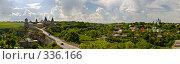 Каменец-Подольский, панорама, фото № 336166, снято 21 июля 2017 г. (c) Liseykina / Фотобанк Лори