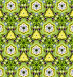 Калейдоскоп - морда озерной лягушки, фото № 337838, снято 30 марта 2017 г. (c) Ларина Татьяна / Фотобанк Лори