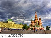 Купить «Кремлевские вихри», эксклюзивное фото № 338790, снято 20 сентября 2018 г. (c) Николай Винокуров / Фотобанк Лори