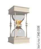 Время - деньги. Стоковая иллюстрация, иллюстратор Лукиянова Наталья / Фотобанк Лори