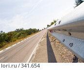 Купить «Скоростное шоссе», фото № 341654, снято 19 сентября 2006 г. (c) Анатолий Заводсков / Фотобанк Лори