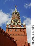 Купить «Москва. Символ России», фото № 347050, снято 25 июня 2008 г. (c) Julia Nelson / Фотобанк Лори