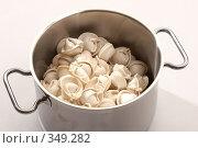Купить «Пельмени», фото № 349282, снято 23 ноября 2005 г. (c) Кравецкий Геннадий / Фотобанк Лори